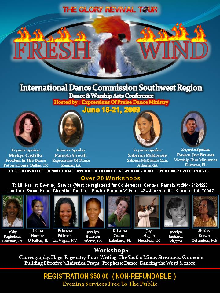 Fresh wind conference poster 2